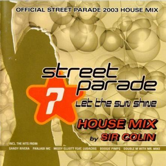 Streetparade2003 Cover