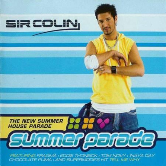 Summerparade2006 Cover